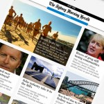 Sydney Morning Herald's digital complexity