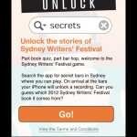 Did you hear the one about the Sydney Writers Festival game?