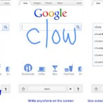 Google adds handwriting on mobiles