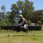 Sydney's hoverbike visionary looks for partner