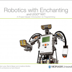 Robotics with Enchanting - the book we've been waiting for