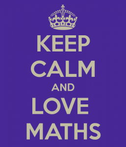 Love maths and overcome the negative narrative